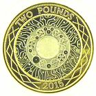 Royal Mint 2015 BU Definitive Coin Standing on the Shoulders of Giants