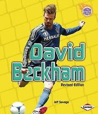 Amazing Athletes: David Beckham by Jeff Savage (2013, Hardcover, Revised)