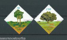 ESPAGNE ARBRES - 2000 YT 3282 à 3283 - TIMBRES NEUFS** LUXE