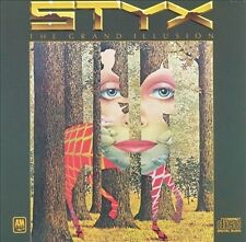 STYX - Grand Illusion - CD
