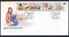 Russia 2011 Post Office/Postal Transport/Horses/Cars/Truck/Post Box FDC (n33343)