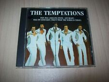 CD-THE TEMPTATIONS-BEST TEMPTATIONS-CDAMCPS-2001-PAPA WAS A ROLLING STONE+HITS