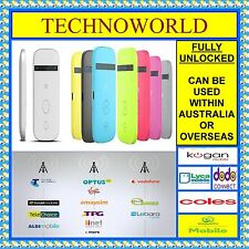 UNLOCKED ZTE MF90 4G WIFI MODEM+USE WITH OPTUS/ALDI/TPG/VODAFONE/VIRGIN/AMAYSIM
