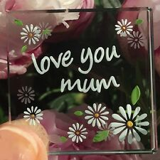 Spaceform Love You Mum Mini Token Mothers Day Gift Ideas for Mum & Her 1413