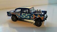 Hotwheels '55 Chevy Bel Air Gasser