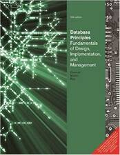 Database Systems : Design, Implementation, and Management by Carlos Coronel, ...