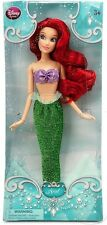 Disney Store The Little Mermaid Ariel Poseable Doll Fin Tail and Legs NEW