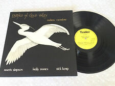 ANDREW CRONSHAW EARTHED IN CLOUD VALLEY 1977 TRALIER UK PRESS LP