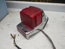 yamaha xv750 virago 750 rear brake tail light lamp XJ550 1983 1982 1981 XV920