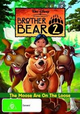 ●● Walt Disney BROTHER BEAR 2 ●● (DVD, 2006) The Moose Are On The Loose! NEW