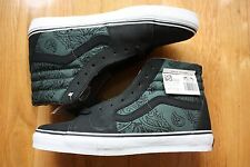 Vans Sk8 Hi S Mr Cartoon Industrial Sz 9.5 RARE AM1 Supreme Wtaps Bred royal cdg