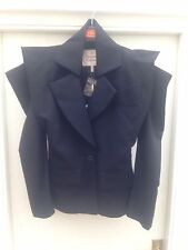 Vivienne Westwood Gold Label Wool Envelope Jacket - Size 12