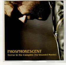 (EN249) Phosphorescent, Terror In The Canyons (The Wounded Master) - 2013 DJ CD