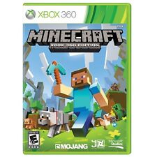 MINECRAFT (XBOX 360, 2013) (6515)  SHIPS NEXT BUSINESS DAY**FREE SHIPPING USA