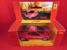 Hot Wheels - Ferrari F430 Challenge  Electronic Sound - 1.38 Scale - New & Boxed