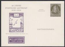 """GERMANY, Berlin, 1952. PTPO Card """"Bell"""" PP12"""