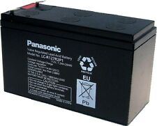 Panasonic Sealed Lead Acid LC-R127R2P1 12V 7.2Ah Large terminal NBN battery ups