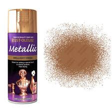 RUST-OLEUM multi-usages x4 Premium Peinture Aérosol 400ml cuivre métallique brillant