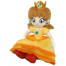 "Officiel Super Mario Bros Princesse Daisy Soft Plush Jouet - 7,5 ""Sanei collection"