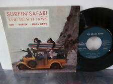 "the beach boys""surfin'safari""""ep7""or.fr.capitol:eap5.1808 biem rare leurs 1er ep"