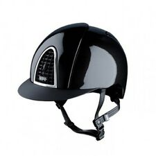 KEP RIDING HAT CHROMO S BLUE WITH BLACK GRID  RRP £455!!!