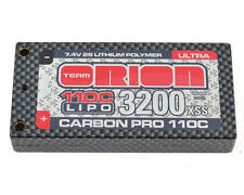 Team Orion 2S Carbon Pro Ultra 110C LiPo Shorty Battery (7.4V/3200mAh)