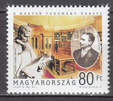 HUNGARY 2004**MNH SC# 3916 S.K.Csoma - philologist, M.A.Stein - archaeologist