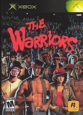 The Warriors XBOX Game NEW & SEALED Original