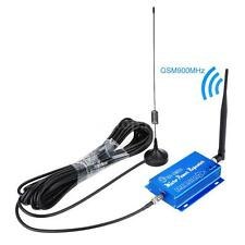 Mini GSM900MHz Cell Phone Signal Repeater Booster Amplifier Kit (32ft) New 2XM1
