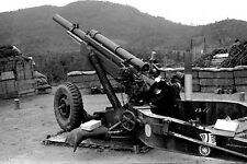 Vietnam 1970 - 105 Howitzer At LZ Ky Tra Chu Lai Area