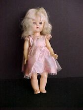 "VINTAGE 1950s 8"" HARD PLASTIC DOLL- PAM FRIEND OF GINNY"