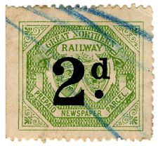 (I. B) GREAT Northern Railway: GIORNALE pacco 2d