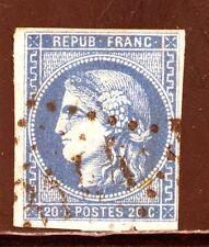 FRANCE 46B,ob 3144 RIOM, PUY-de-DÔME, cote 25€, prix intéressant. TB