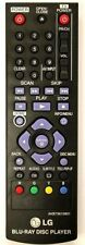 GENUINE  LG AKB73615801 BLU RAY PLAYER REMOTE CONTROL BP320 BP220 BP200 BP325W