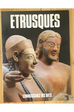Collectif - Connaissance des arts numéro spécial Les étrusques - Exposition au G