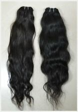 "16"" TRUE VIRGIN Remy Human Hair Extensions Russian Natural Wave"