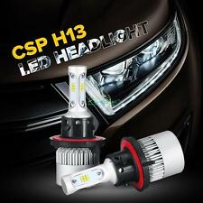 H13 9008 252W 25200LM PHILIPS LED HEADLIGHT Kit HI/LOW BEAM WHITE 6000K BULBS 2x