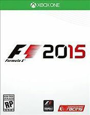 NEW F1 2015 (Microsoft Xbox One, 2015)