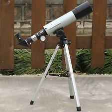36050 Refractor Astronomy Telescope 60X 90X Magnification Azimuth Monoculars