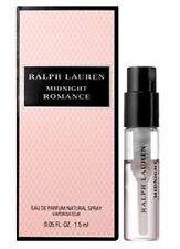 Romance, AND Midnight Romance by Ralph Lauren ~ 1 sample of each! ~ FREE SAMPLES
