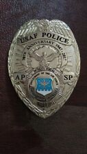 70TH ANNIVERSARY USAF SECURITY FORCES POLICE BADGE