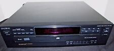 Vintage Sony CDP-C235 Compact 5 Disc Player Multi Tray Carousel Free Shipping