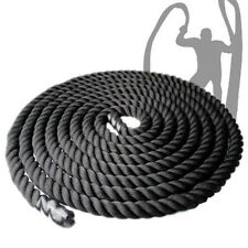 10M BATTLE ROPE CORE UPPER BODY STRENGTH HOME GYM/EXERCISE/WORKOUT FITNESS