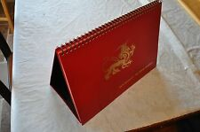 Real Kung Fu by Frank Woolsey / Illustrated San Soo Instruction Course  Red Book