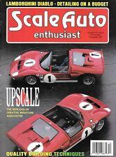 Scale Auto Enthusiast 76 1991 Lamborghini Diablo Fujimi Porsche 911 Pontiac
