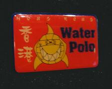 2014 NEW Rare HONG KONG Internal Olympic Water Polo Team DELEGATION Shark pin