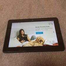 Amazon Kindle Fire HDX 7 (3rd Generation) 32GB, Wi-Fi, 7in - Black
