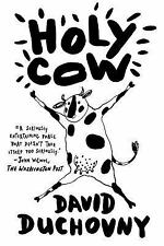 Holy Cow by David Duchovny (2016, Paperback)