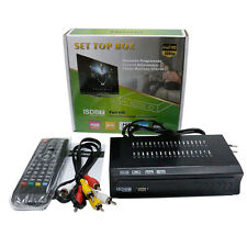 ISDB-T DVB Digital Video TV Tuner Receiver Set Top Box For Brasil Chile Peru GE