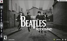 PS3 The Beatles Rock Band Limited Edition Premium Bundle BRAND NEW SEALED  PS3